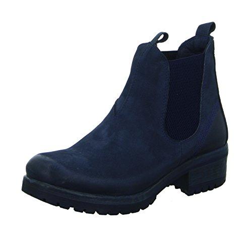 Lazamani Damen Stiefeletten 1341 68.001 Navy 121 blau 361112