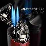 Immagine 1 vvay jet flame accendino gas