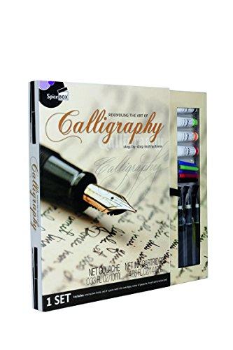 Riscoprire l'arte della calligrafia. Istruzioni tratto dopo tratto. Con gadget