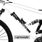 Zoom IMG-2 pompa bicicletta portatile bici con