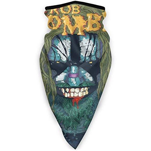 Nother Rob Zombie - Pasamontañas para exteriores, color negro