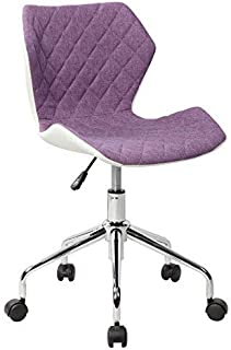 Superb Amazon Com Purple Home Office Desk Chairs Home Office Cjindustries Chair Design For Home Cjindustriesco