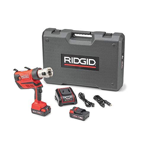 RIDGID 67063, RP 350 Battery Kit (No Jaws Included), ProPress Tool -  Ridge Tool Company