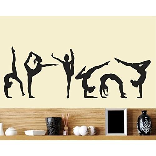 Tap Dancing Equipment Natuworld 4M Bright Color Art Gymnastic Gym ...
