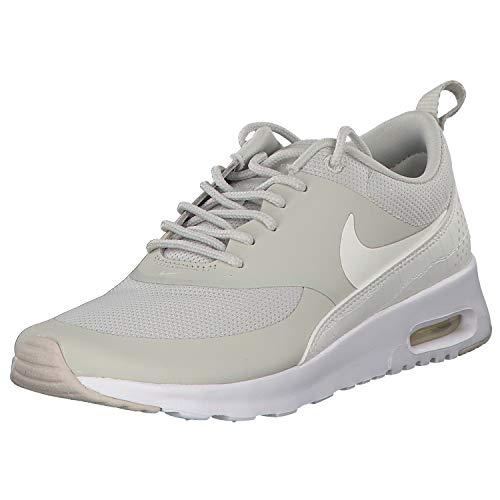 Nike Women's Air Max Thea Gymnastics Shoes, Grey (Wolf Grey/Black 030), 4 UK 37.5 EU