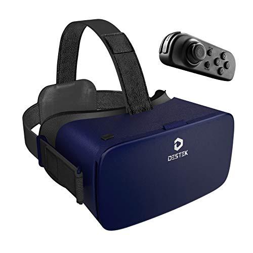 Virtual Reality - Occhiali VR per la realtà virtuale, per iPhone, Android