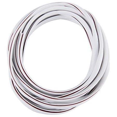 Türkantenschutz 5m In Weiß Für Auto U Profile Elektronik