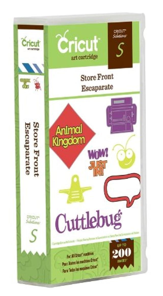 Cricut Store Front Cartridge 2002089