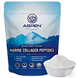 Aspen Naturals Marine Collagen Peptides - Protein Powder Supplement for Joint and Bone Health - Natural Fuel for Daily Dietary Health - 12oz