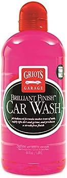 Griot's Garage 10866 Brilliant Finish Car Wash (64 oz. Bottle)