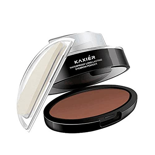 A/A Eyebrow Powder Eyebrow Stamp The Eyebrow Powder Shaping Kit Lasting Brow Styling Easy to Carry