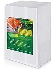 BoxLegend Sac Sous Vide Alimentaire, 150 Sacs 20 x 30cm pour la Conservation des Aliments et la Cuisson Sous Vide, BPA et LFGB Approuv, Compatible Avec n'importe Quelle Scelleuse Sous Vide