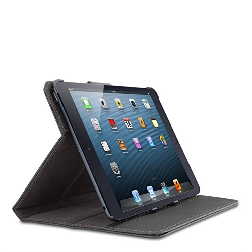 Belkin F7N041VFC00 Blatt Schwarz Tablet-Schutzhülle - Tablet-Schutzhüllen (Blatt, Apple, iPad Mini, Schwarz)