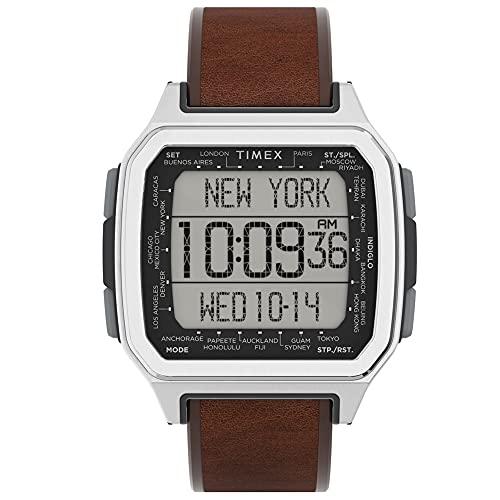 Timex TW2U92300 Reloj de Hombres