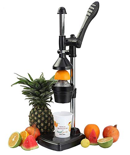 Kuber Industries Hand Pressure Juicer/Fruits Juicer/Vegetable Juicer/Manual Hand Juicer -CTKTC6046