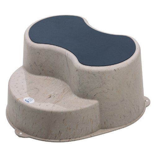 Rotho Babydesign Marche-Pied - Marbre & Cappuccino