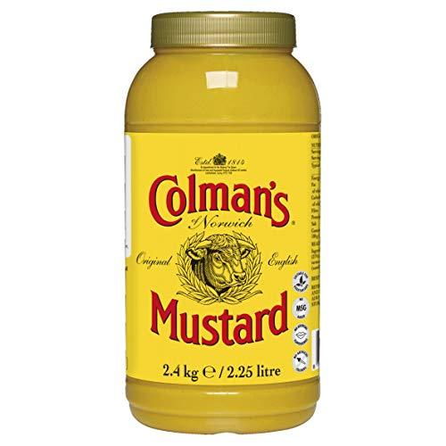 Colemans Englisch Senf 2,5 kg
