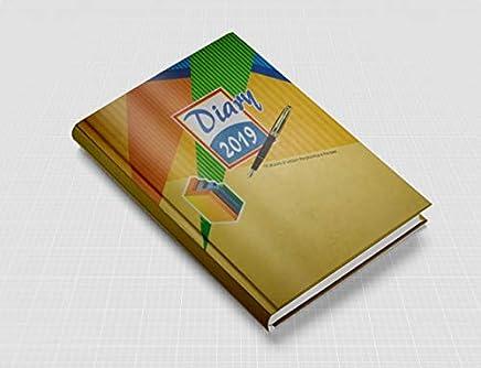 Aditya Enterprises Daily Organizer 2019 Datebook by Priish™