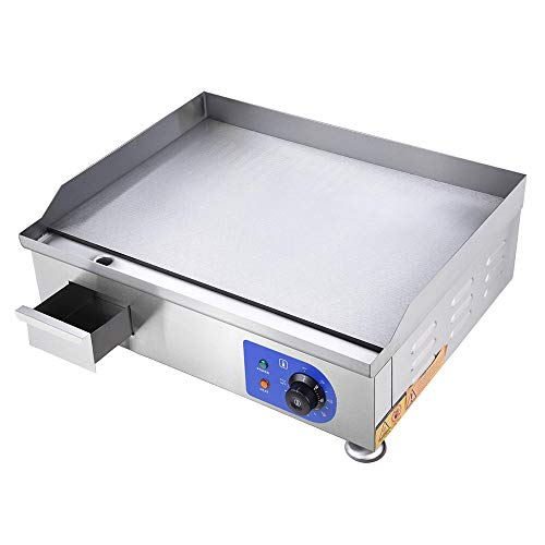 stainless griddle electric - 5