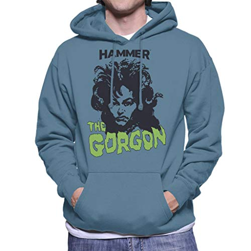 Hammer The Gorgon 1964 Poster Sweater met capuchon voor heren