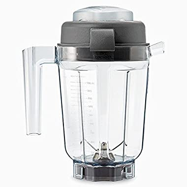 Vitamix 15845 32 Ounce Dry-Grains Container