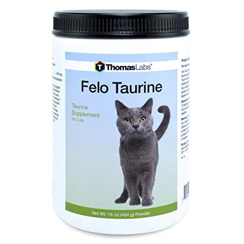 Thomas Labs Felo Taurine 16 ounce Powder