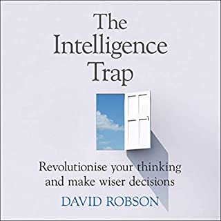 The Intelligence Trap cover art