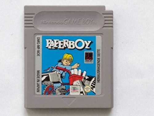 Nintendo Game Boy Spiel Paperboy PAL Version