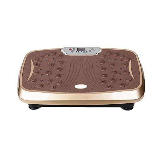 Sale!! X/L Lose Weight Fast Power Fit Platform, Vibration Platform Machines for Home Exercise Fitnes...