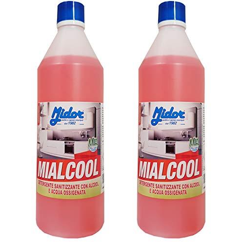 Midor Detergente Multiuso igienizzante sgrassante con...