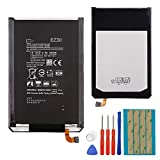New Replacement Li-Polymer Internal Battery EZ30 Compatible with Google Nexus 6 Motorola XT1100 XT1103 XT1115 SNN5953A