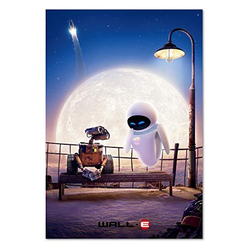 Pira Pira Boxes Wall-E Movie Poster - Promotion Art (11x17)