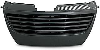 Badgeless Debadged Euro Sport Front Grill W/O Emblem For VW Passat B6 3C 06-10