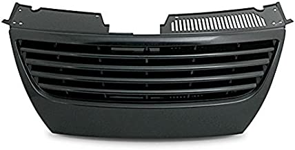 Badgeless Debadged Euro Sport Front Grill W/O Emblem For VW Passat B6 3C 06-10