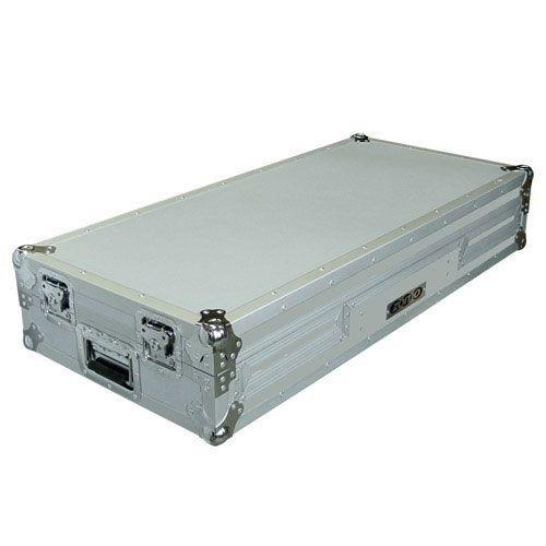 Zomo P-800/12 silber f. 2 x CDJ-800 + 1 x DJM-600