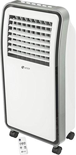 Artrom EA-T98 Climatizador Evaporativo, Plástico, Blanco/Gris