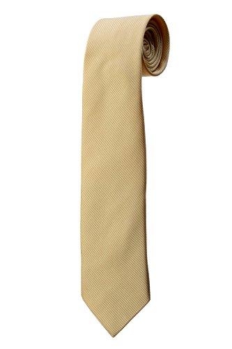 Cravate unie texturée beige DESIGN costume homme mariage