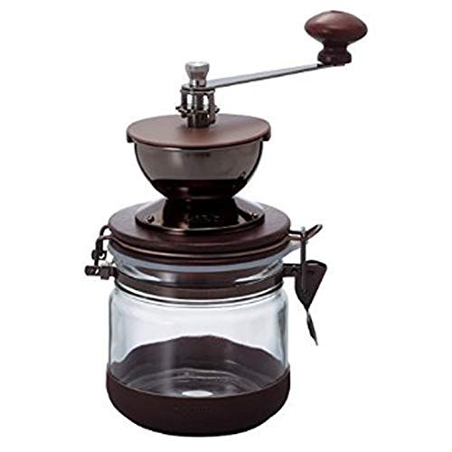 Hario ceramic manual coffee grinder