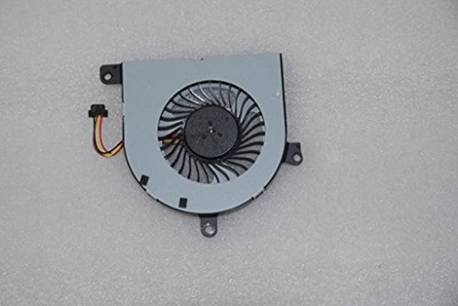 Nodalin Laptop CPU Heatsink Cooling Fans for Lenovo Ideapad U510 DC28000BYA0