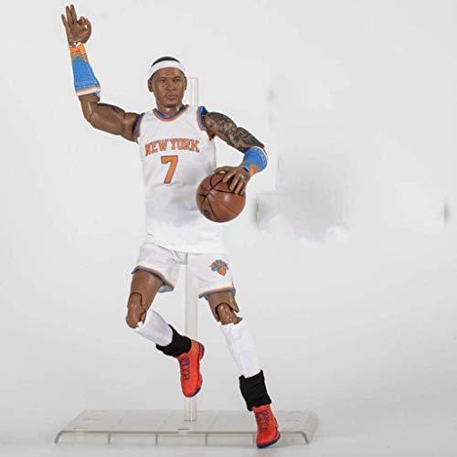 Qivor NBA: New York Knicks - Carmelo Anthony Acción figurs de colección de Vinilo Figura 22cm
