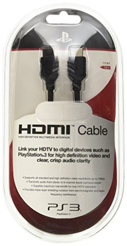 Sony - Cable HDMI para PS3