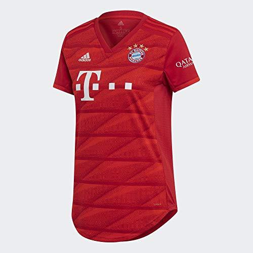 adidas Performance FC Bayern München Trikot Home 2019/2020 Damen rot, XL