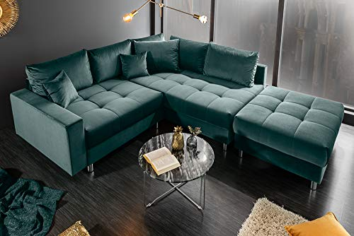 Ecksofa Couch –  günstig Invicta Interior Elegante Bild 2*