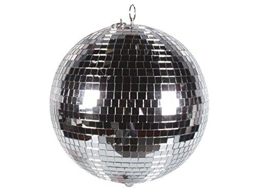 HQ Power VDL30MB2 300mm Espejo esfera giratorio discoteca - Accesorio de discoteca...