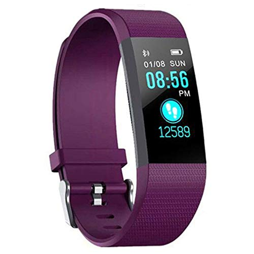 Fitness Tracker, reloj seguimiento actividad monitor