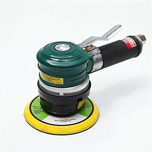 HYY-YY High Strength Pneumatische Eccentric slijpmachine, geen olie 5 Inch Pneumatische Schuurpapier Machine, zelfklevend Chassis polijstmachine multifunctioneel en ergonomische