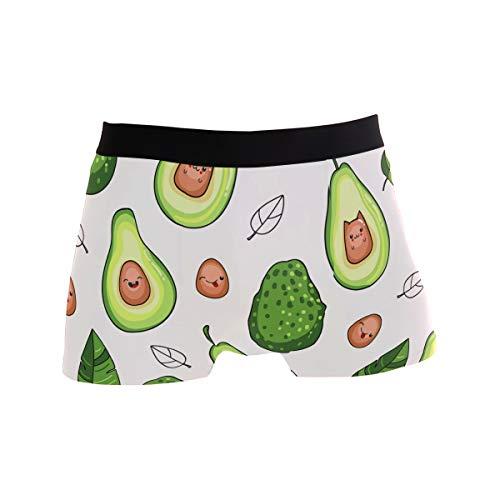 Jessgirl Soft Pants Herren Unterwäsche Ray Green Avocado Monster L Sexy Boxershorts