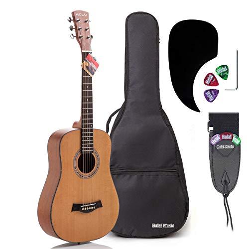 4. Acoustic Guitar Bundle Junior Series by Hola