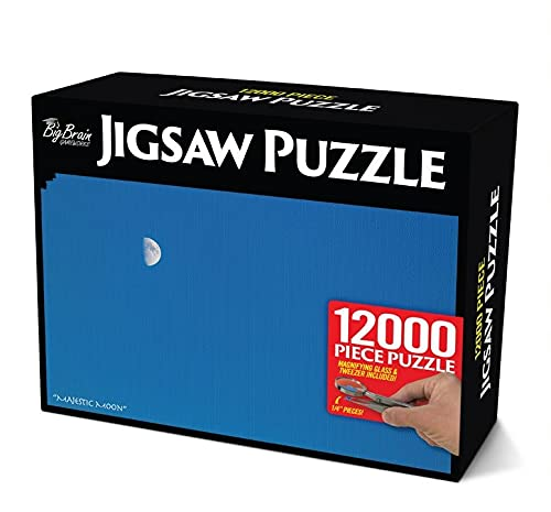 Prank Pack | 12,000 Piece Jigsaw Puzzle | Wrap Your Real Gift in a Funny Gag Joke Gift Box - by...