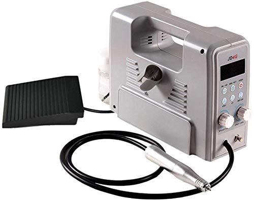 bpblgf - Cortaúñas eléctrico 30000 RPM Profesional, Lima de uñas automática, acrílico, manicura, pedicura, máquina, Barniz, pulidora, Pantalla LCD